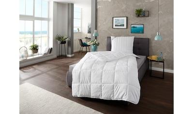 Microfaserbettdecke, »Du Pont Quadrelle®«, my home, Bezug: Polyester kaufen