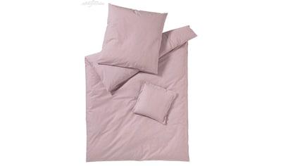 Elegante Bettwäsche »Classico«, angenehmes Hautgefühl kaufen