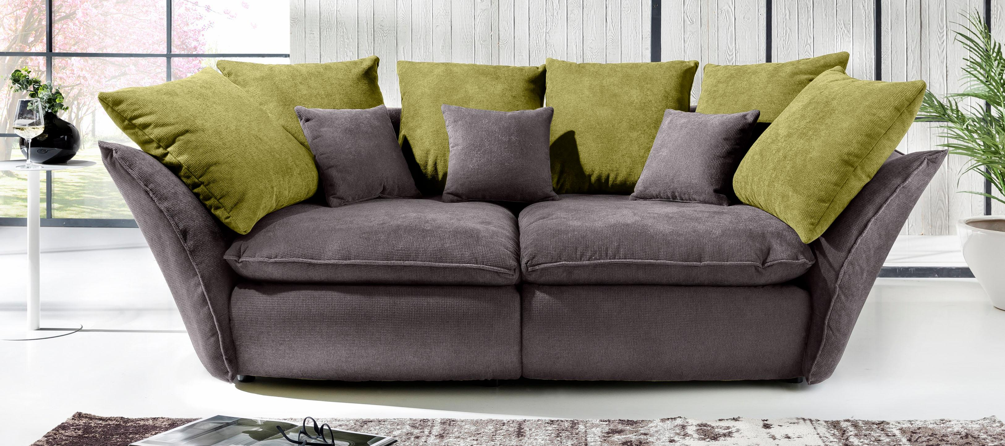 Home affaire Big-Sofa Heartbeat