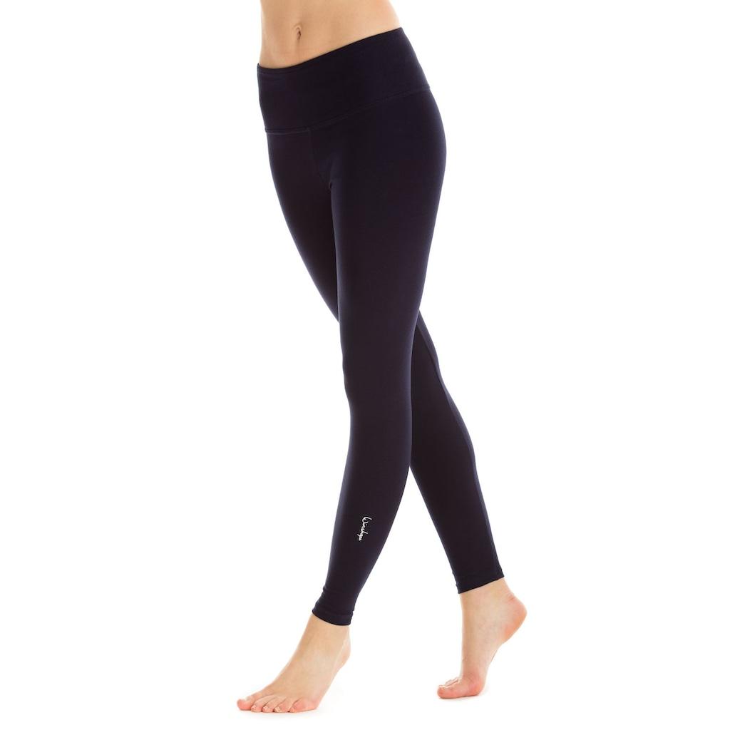 Winshape Leggings »Long Slim Tights WTL1«, figurbetont