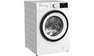 BEKO Waschmaschine »WMO81465STR1«, WMO81465STR1, 8 kg, 1400 U/min kaufen