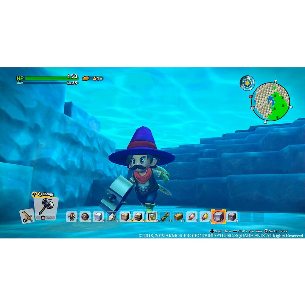 Nintendo Switch Spiel »Dragon Quest Builders 2«, Nintendo Switch