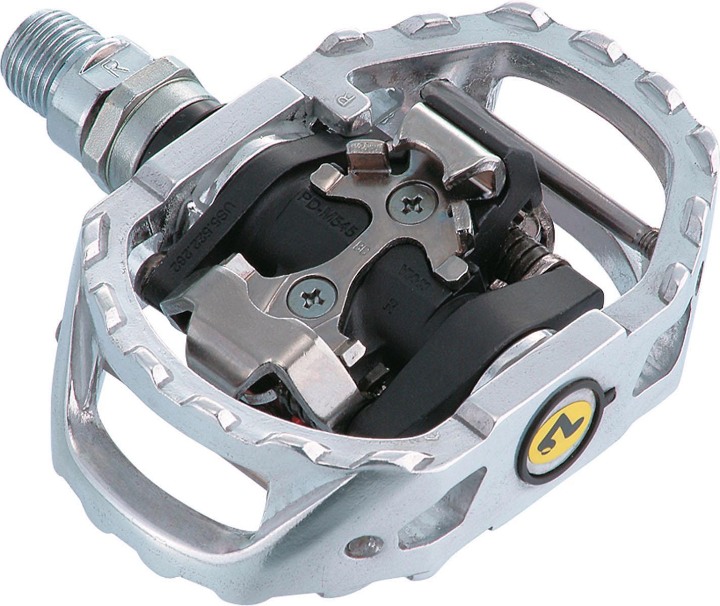 Shimano Klickpedale PD-M545 Technik & Freizeit/Sport & Freizeit/Fahrräder & Zubehör/Fahrradzubehör/Fahrradteile/Fahrradpedale