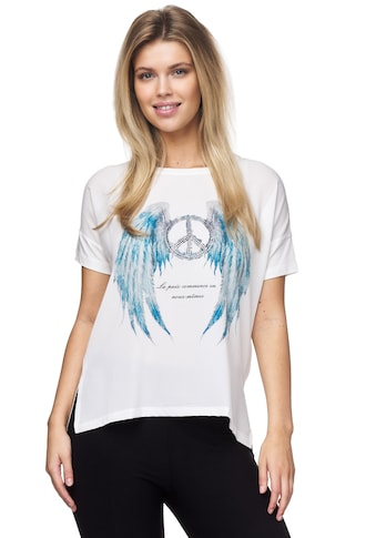 Decay T-Shirt, mit trendigem Frontprint kaufen