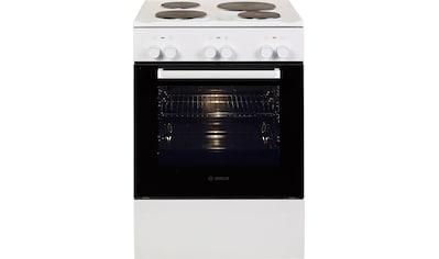 BOSCH Platten-Standherd »HQA050020«, 2, HQA050020 kaufen