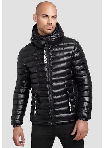 trueprodigy Winterjacke »Adan«, Reflektierende Zipper kaufen