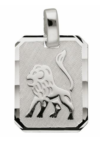 Adelia´s Kettenanhänger »925 Silber Sternzeichen Anhänger Löwe« kaufen