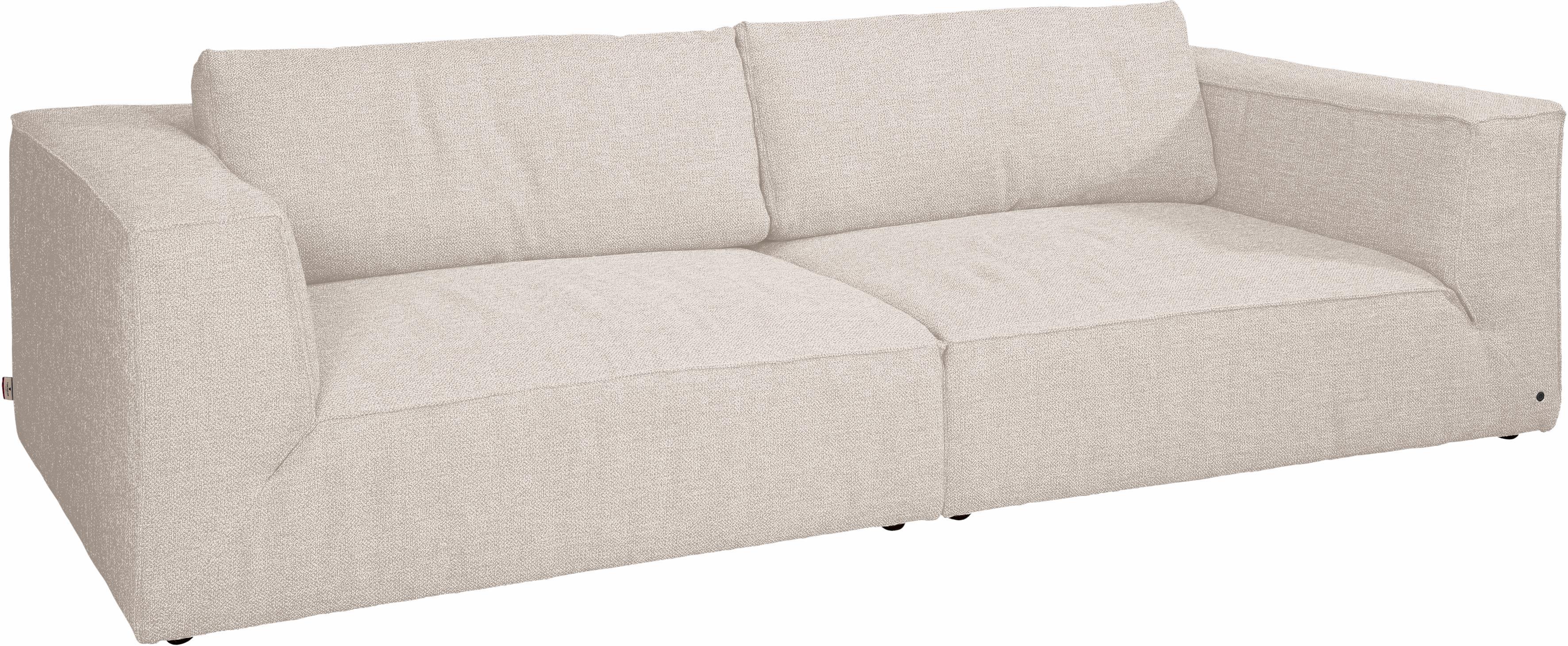 TOM TAILOR Big-Sofa BIG CUBE STYLE