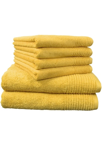 Handtuch Set, »Brillant«, Dyckhoff (Set) kaufen