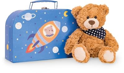 Teddy Hermann® Kuscheltier »Teddybär Ferdi, 26 cm im Koffer« kaufen