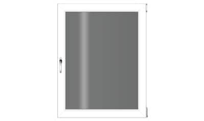 RORO TÜREN & FENSTER Kunststoff - Fenster BxH: 80x120 cm, ohne Griff kaufen