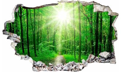 Wandtattoo »Sunny Forest« kaufen