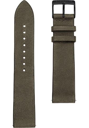 STERNGLAS Uhrenarmband »Vintage 20 natogrün schwarz, SBA00/309« kaufen