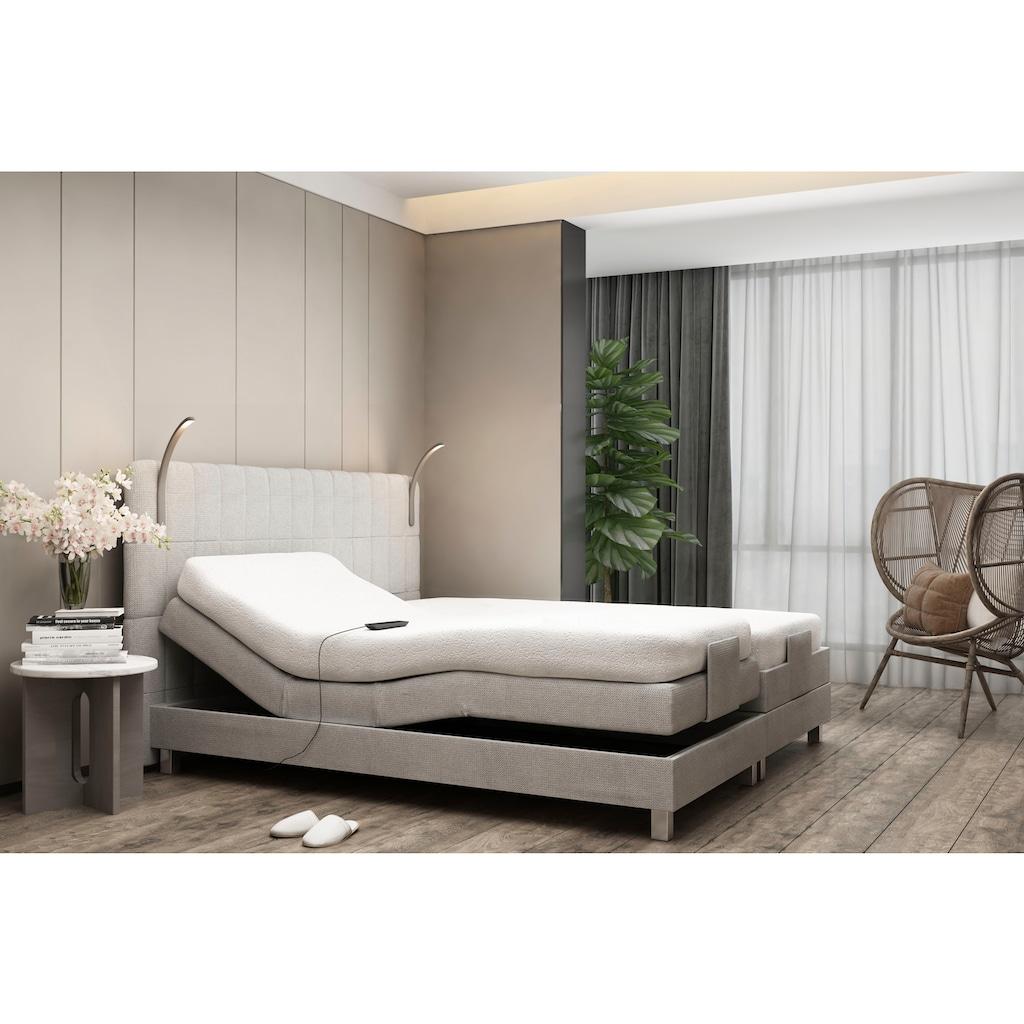 Westfalia Schlafkomfort Boxbett, mit Motor und LED-Beleuchtung