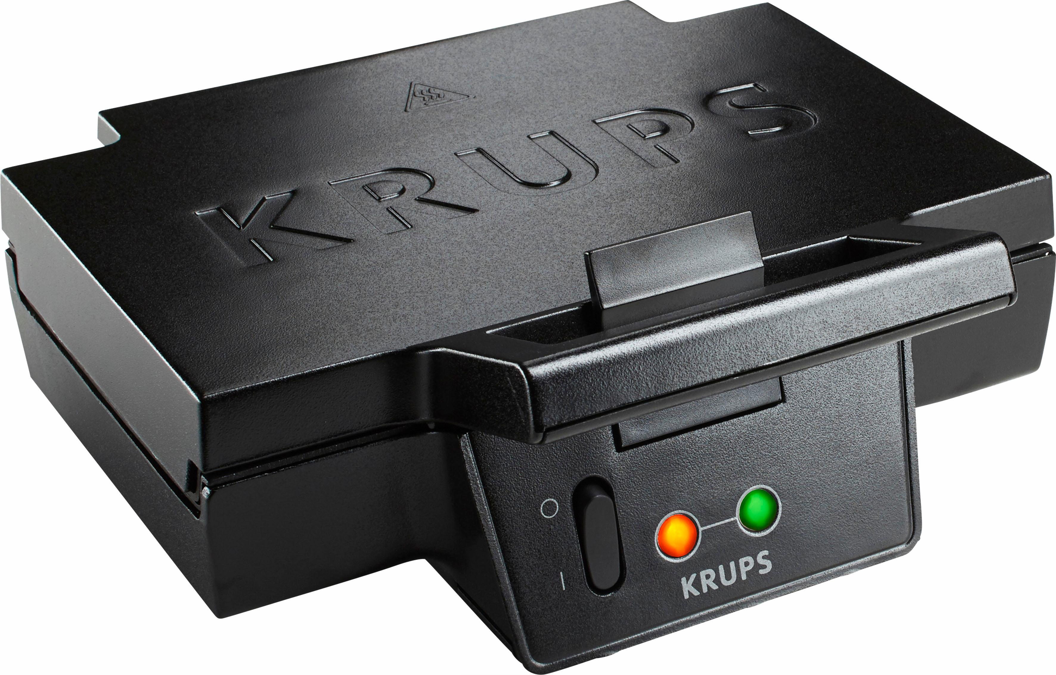 Krups-Sandwichmaker-FDK451-Sandwich-Toaster-850-Watt-Technik-amp-Freizeit