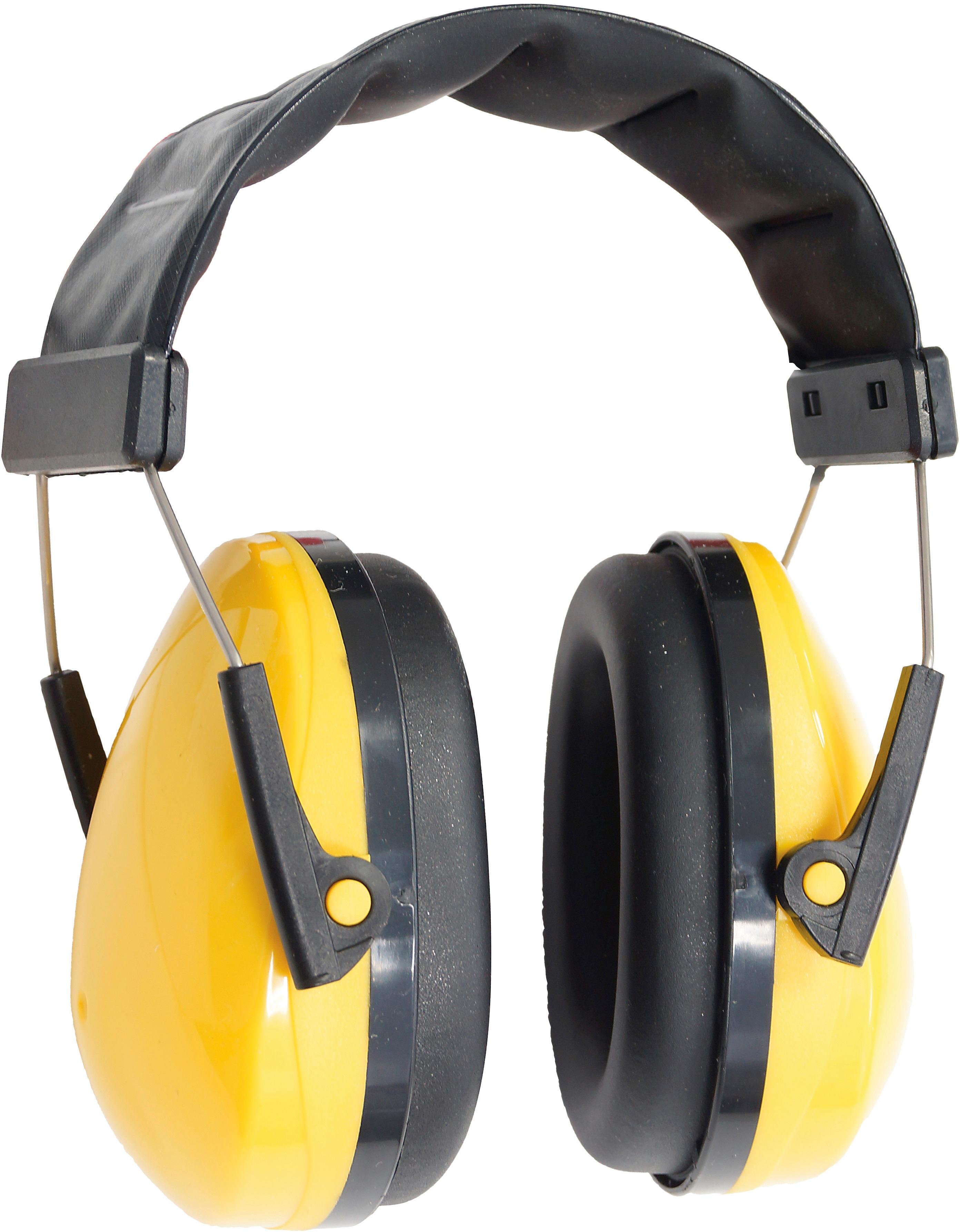 Connex Kapselgehörschutz Kindergehörschutz COXT938702 gelb Gehörschutz Arbeitssicherheit Arbeits- Berufsbekleidung
