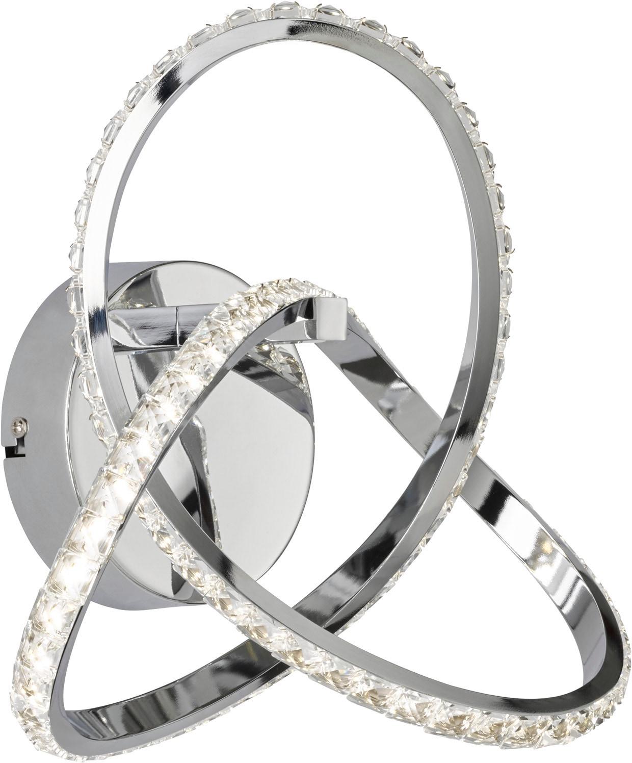 WOFI Wandleuchte ABRO, LED-Modul
