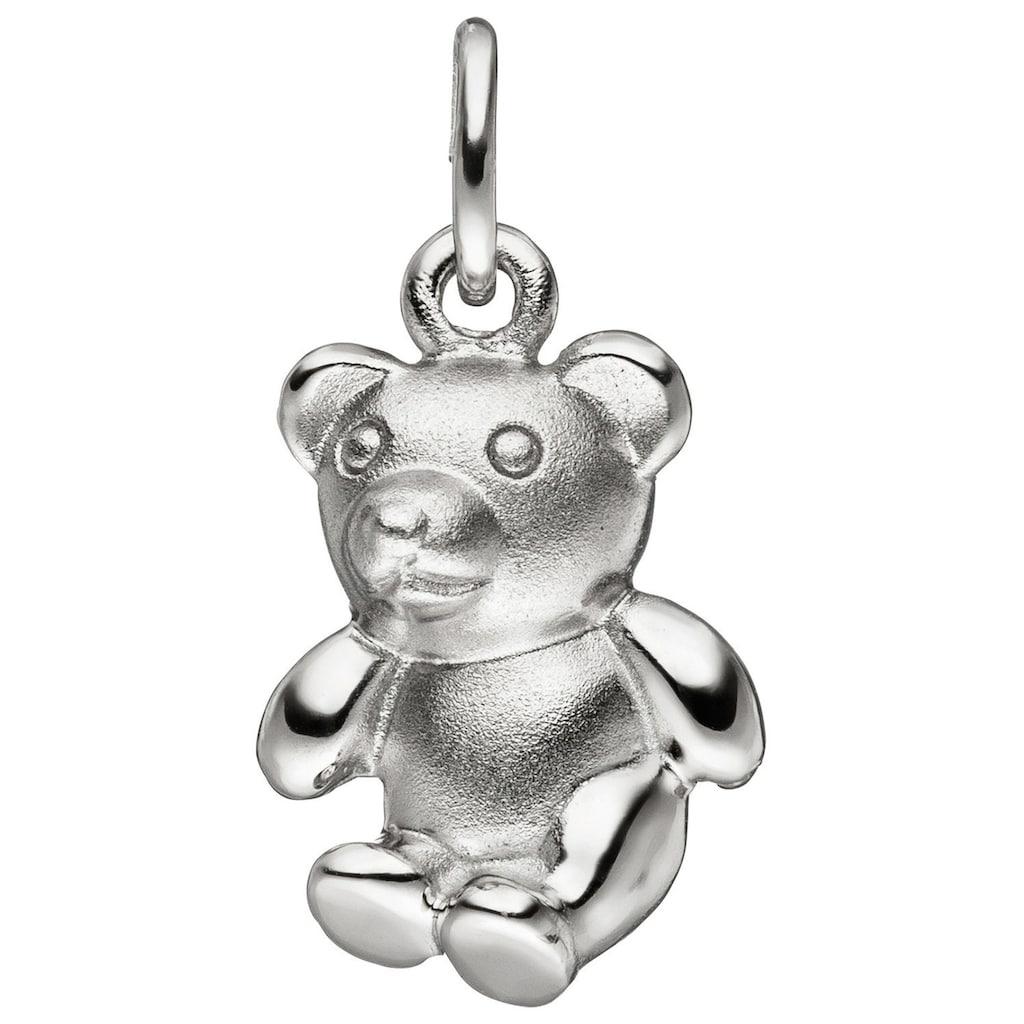 JOBO Kettenanhänger »Teddy«, 925 Silber
