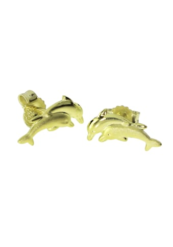 OSTSEE-SCHMUCK Paar Ohrstecker »- Delphinpaar - Gold 333/000 -,«, (2 tlg.) kaufen