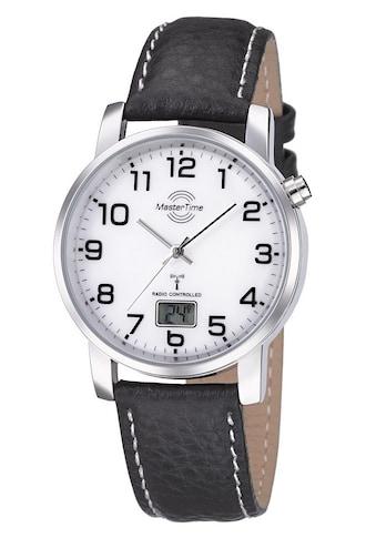 MASTER TIME Funkuhr »MTGA - 10294 - 12L« kaufen