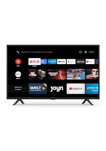 "Xiaomi HD LED Smart TV, Triple Tuner, Android TV 9.0, 80cm »Mi Smart TV 4A 32""« kaufen"