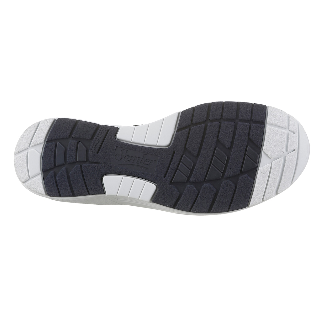 Semler Keilsneaker »SIGGI«, in Weite H (=sehr weit)