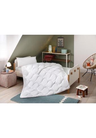 Kinderbettdecke + Kopfkissen, »Micro«, Lüttenhütt, (Spar - Set) kaufen