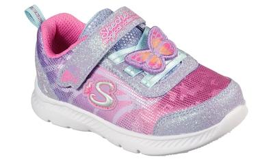 Skechers Kids Sneaker »COMFY FLEX 2.0-LIL FLUTTERS«, mit süßem Schmetterling kaufen