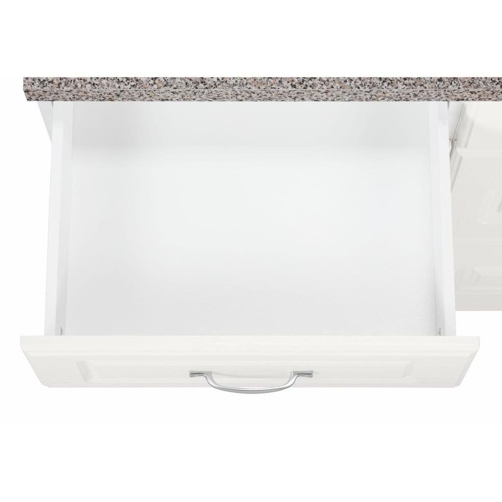 wiho Küchen Eckunterschrank »Linz«, 110 cm breit