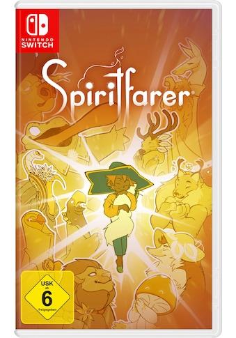 Nintendo Switch Spiel »Spiritfarer«, Nintendo Switch kaufen