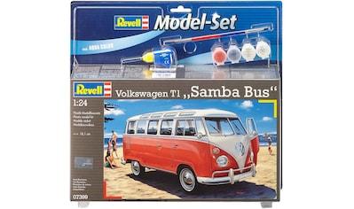 "Revell® Modellbausatz ""Model Set VW T1 Samba Bus"", Maßstab 1:24 kaufen"