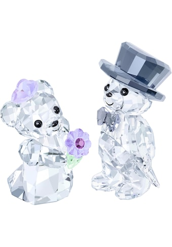 Swarovski Dekofigur »KRIS BEAR - YOU & I, 1096736«, Swarovski® Kristall kaufen