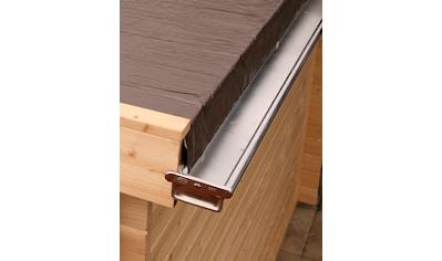 Wolff Dachrinne, Alu, für Flach- und Pultdach bis 600 cm kaufen