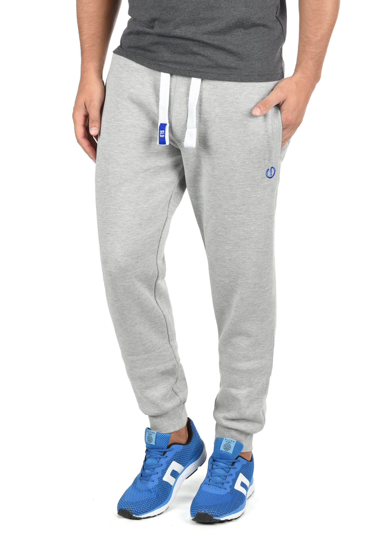 Solid Jogginghose »BennPant« | Sportbekleidung > Sporthosen > Jogginghosen | Grau | Fleece | SOLID