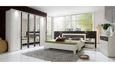 WIEMANN Bett »Lissabon«, in 2 Breiten, wahlweise mit Bettkasten kaufen