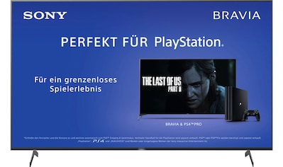 Sony KD55XH8096 Bravia LED - Fernseher (139 cm / (55 Zoll), 4K Ultra HD, Android TV kaufen