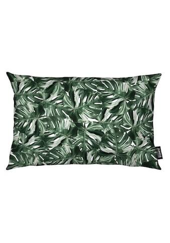 Juniqe Dekokissen »Tropicale IV«, Weiches, allergikerfreundliches Material kaufen