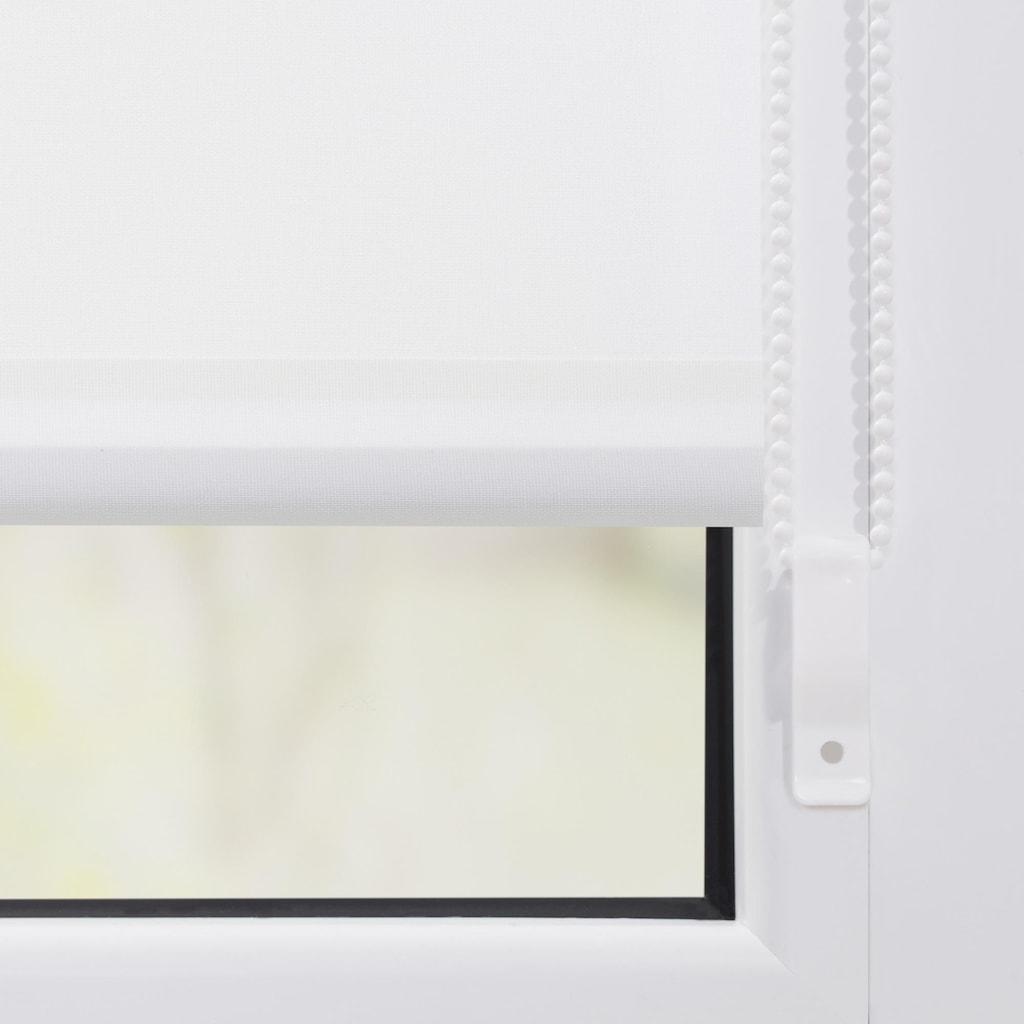 LICHTBLICK ORIGINAL Seitenzugrollo »Klemmfix Motiv Kirschblüten«, Lichtschutz, ohne Bohren, freihängend, bedruckt