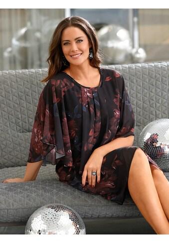 MIAMODA Druckkleid, mit elegantem Blumendruck kaufen
