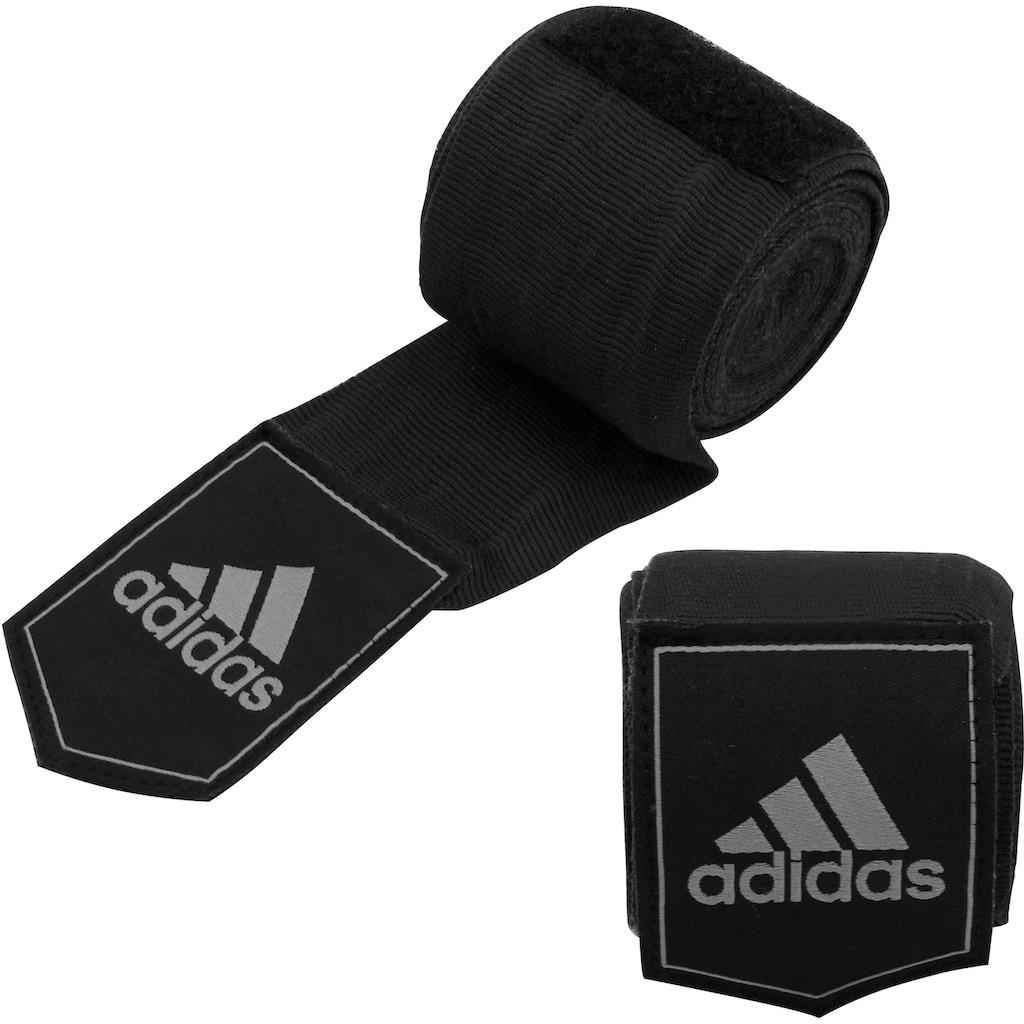 adidas Performance Boxsack »adidas Performance«, (Set, mit Bandagen-mit Boxhandschuhen)