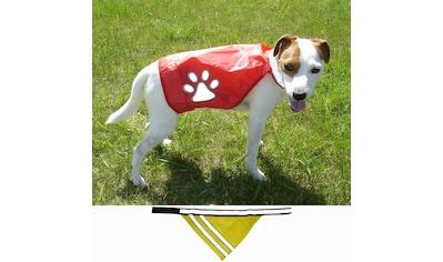 HEIM Hundeweste, Polyester, mit Halstuch, in verschiedenen Größen kaufen