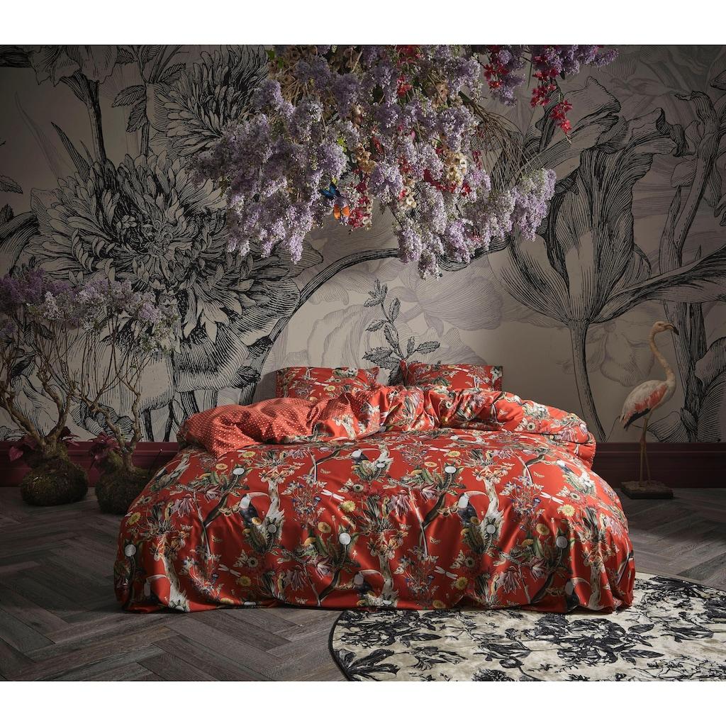 Essenza Wendebettwäsche »Airen«, ausdrucksstarkes Dschungel-Design