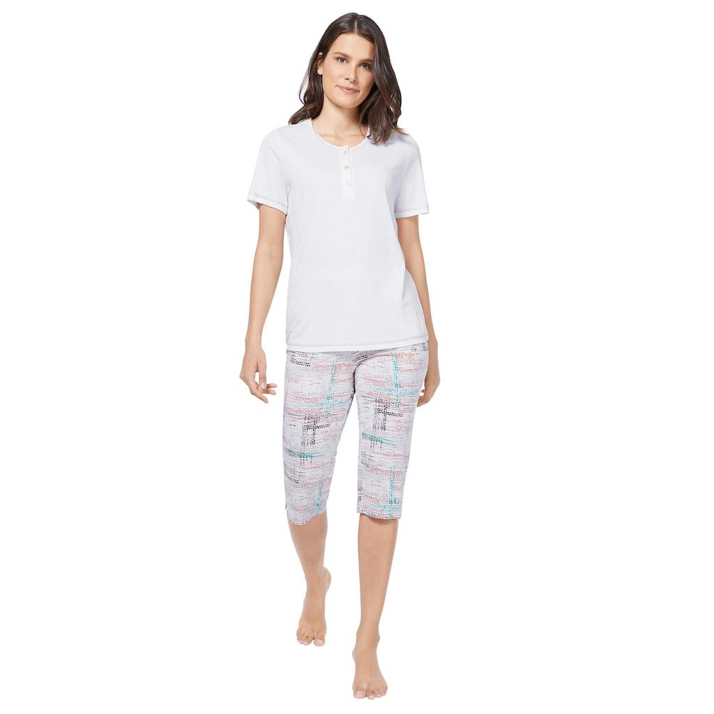 wäschepur Capri-Pyjama