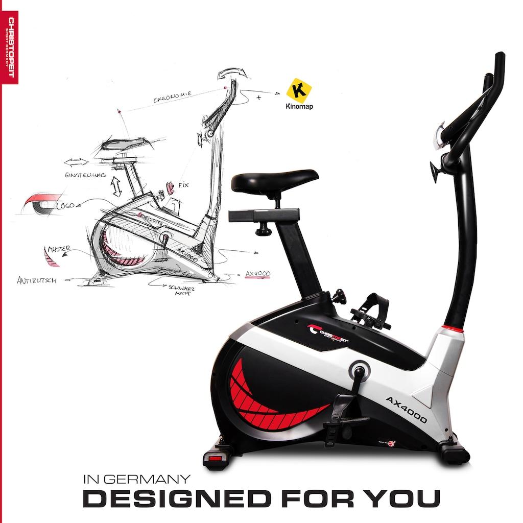 Christopeit Sport® Ergometer »AX 4000«