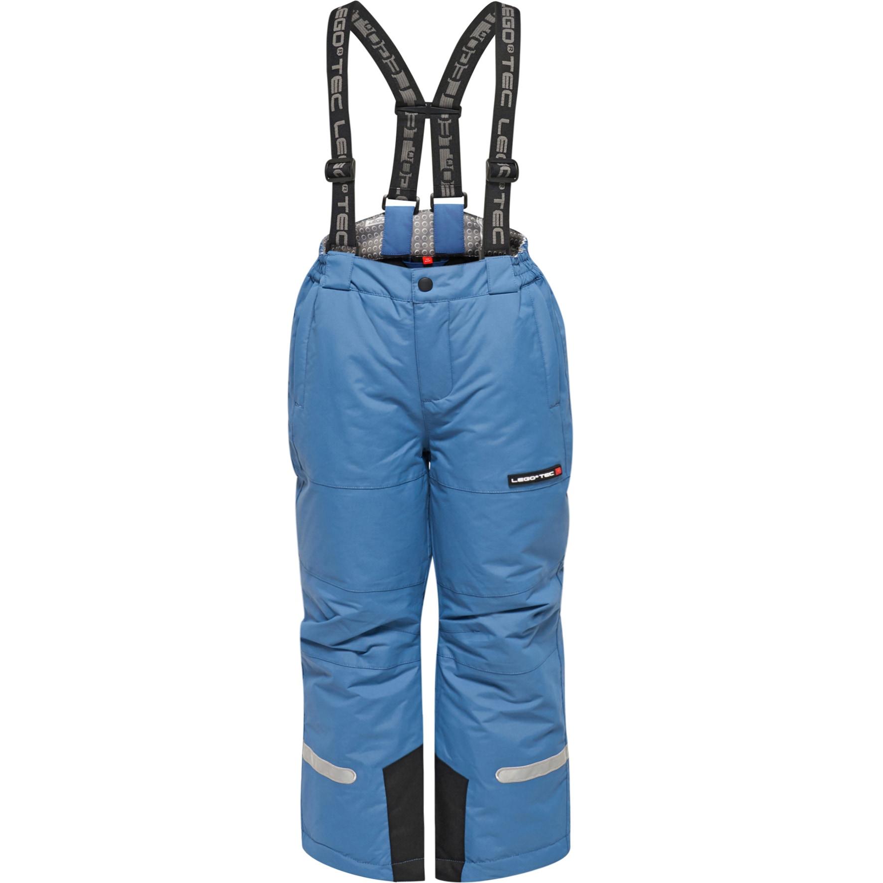 LEGO Wear Skihose PILOU 770 blau Jungen Ski-Bekleidung Ski Sportarten