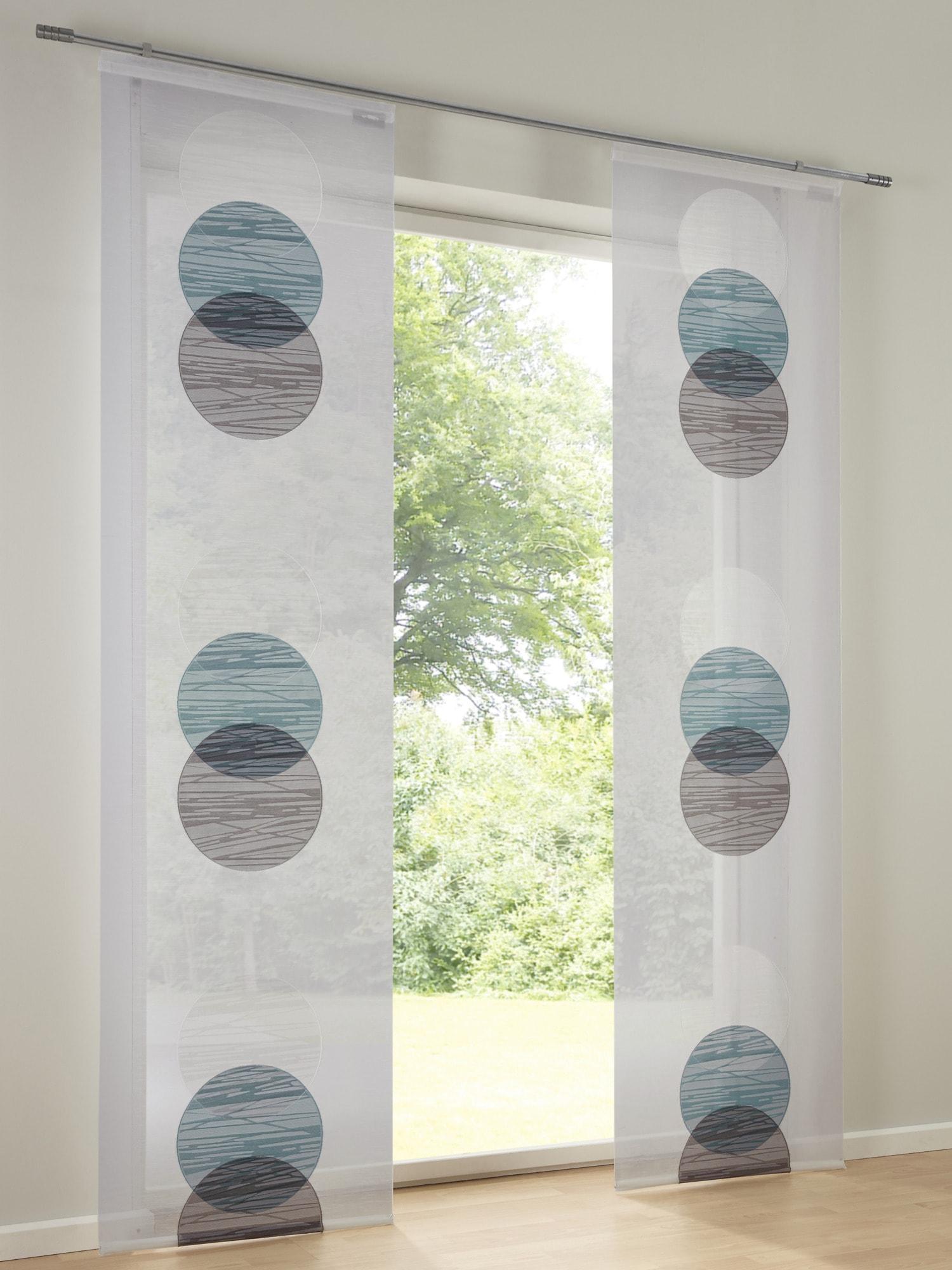heine home Schiebevorhang in Scherli-Qualität in Scherli-Qualität in Scherli-Qualität | Heimtextilien > Gardinen und Vorhänge > Schiebegardinen und Schiebevorhänge | heine home
