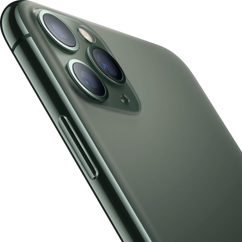 Apple iPhone 11 Pro Max Smartphone (16,5 cm / 6,5 Zoll, 512 GB, 12 MP Kamera)