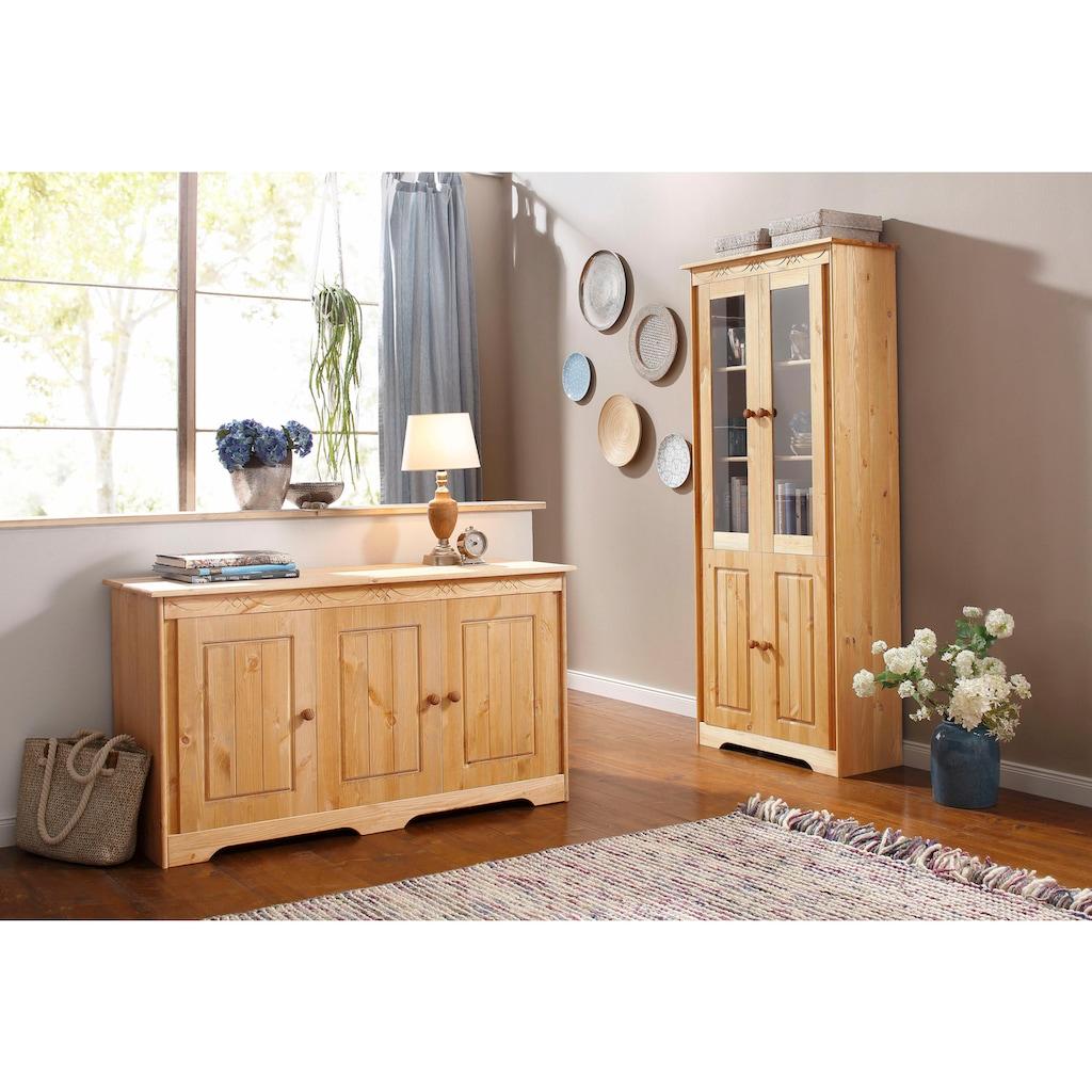 Home affaire Sideboard »Sofia«, Breite 128 cm