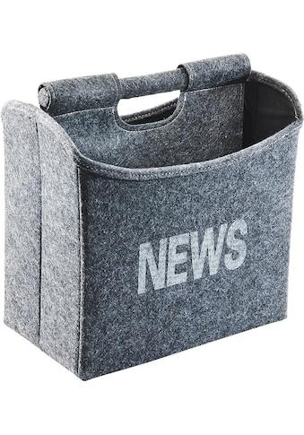 Home affaire Zeitungsständer »NEWS« kaufen