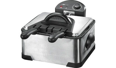 CLATRONIC Fritteuse »FR 3195«, Fassungsvermögen 0,8 kg kaufen